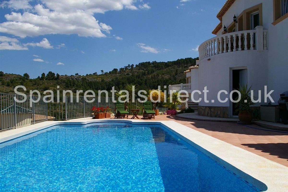 Denia Rental Villas ...