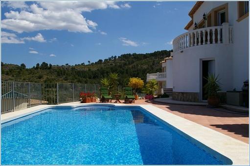 Denia Rental Villas