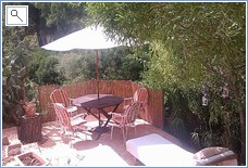 orchard patio