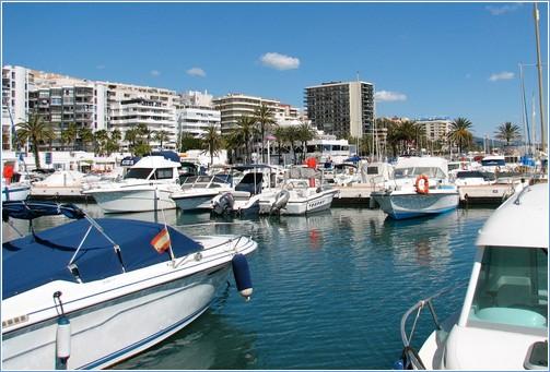 Puerto Deportivo - Marina.