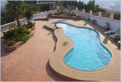 Rent Malaga Villa