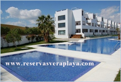 Vera Playa Accommodation