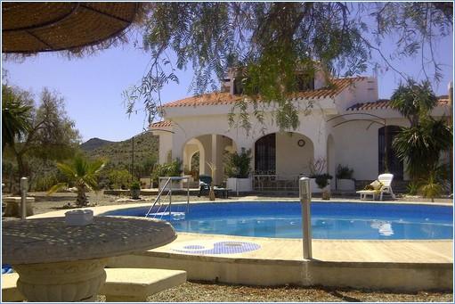 Aguilas Rental Villa