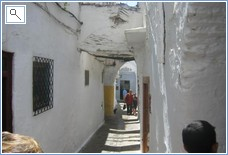 A street in Morocco