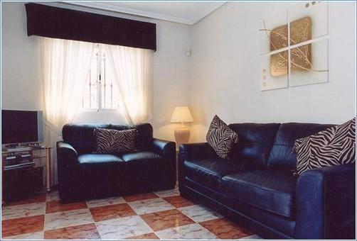 Rental Villa Cabo Roig