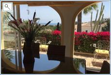 Naya balcony with sea views