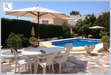 Rent Villa in Moraira