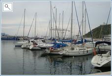 Marina at Puerto de Mazarron