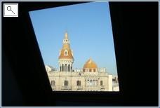 Passeig de Gracia - View from the Studio Loft