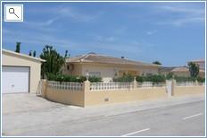 Benidorm Rental Villa