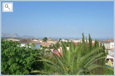 View of the med from sun Terrace.