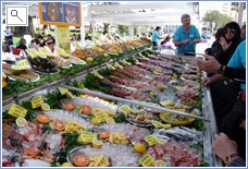 Our favorite fish restaurant, Calpe