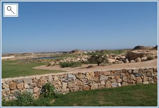 View from Clubhouse down to the Mar Menor