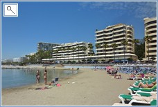 Rent Marbella Town Apartment