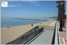 Beach Access from the Promenade