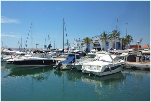 Marina - Puerto Deportivo.