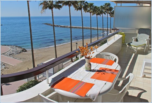 Rent Marbella Town Apartment