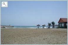 Duquesa beach