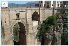 The enchanting town of Ronda