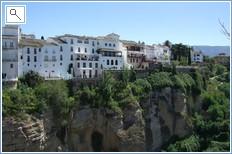 The enchanting town of Ronda