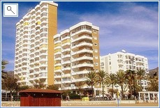 Apt.3176 has a wrap-around balcony, right on the beach-front