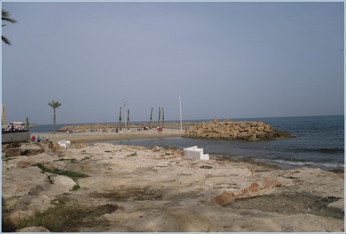 Torrevieja seafront