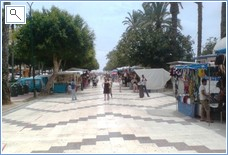 Market at Torrevieja