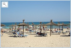 La Zenia Beach - 5 minutes away