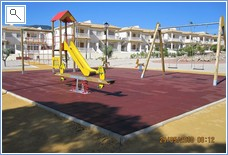 Walking distance to Play Area
