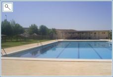 Local pool area