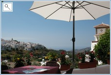 View from Torrox Village