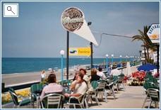 Torrox Costa Beach Restaurants