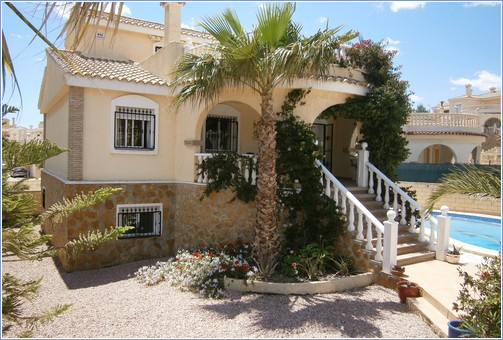 Alicante Rental Villa