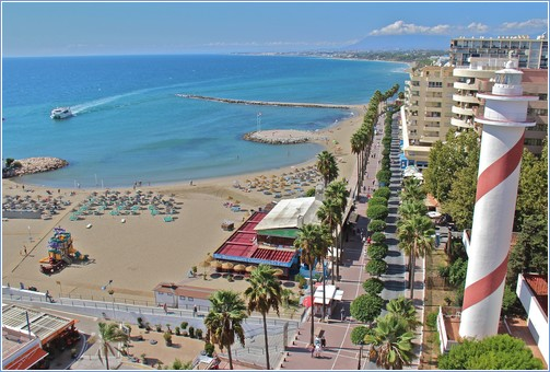 Rent Apartment Marbella Town