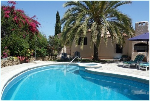 Mojacar Villa Rental