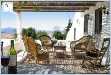 Rent Antequera Villa