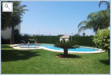 Accommodation in Denia