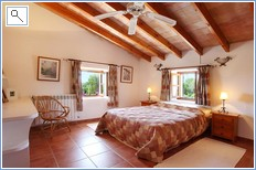 2nd Master double bedroom
