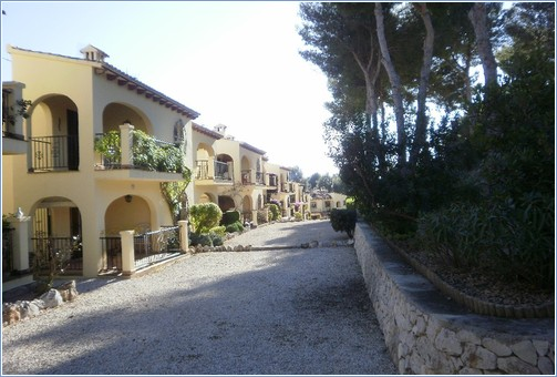 Rent Moraira Apartment