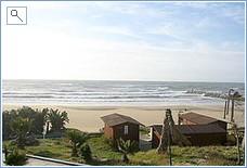 beach at Cabopino near Andy's bar