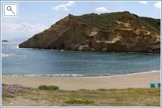 Beach at San Juan de Los Terreros