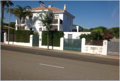 Rent El Portil Villa