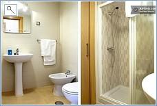 Shower room (split view)