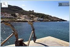 La Azohia harbour