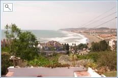 Casares Beach 20 mins drive away