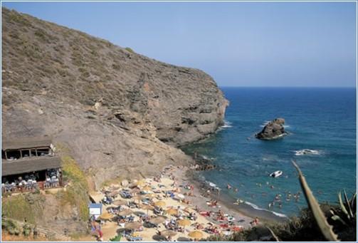 LMC's own - La Cala Beach/Restaurant
