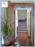 HALLWAY LEADING TO STAIRS