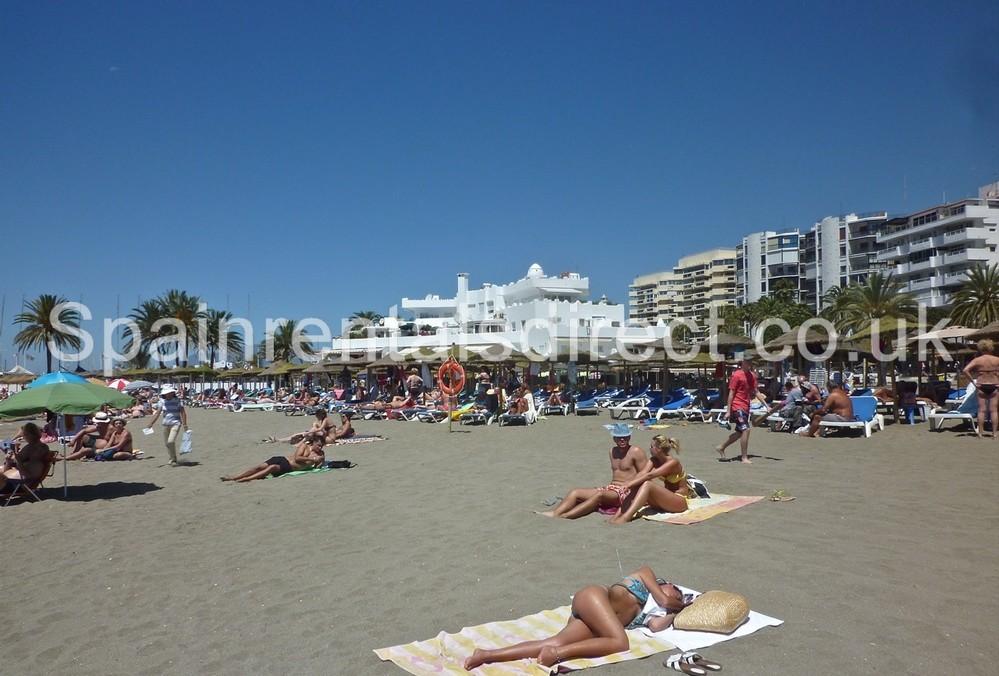 Rent Marbella Apartment - Marbella Yacht Club