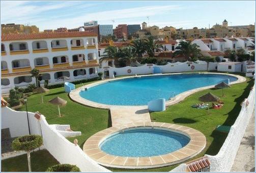 Rent Roquetas de Mar Apartment