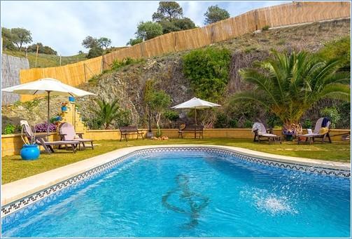 Rental Villa Carratraca